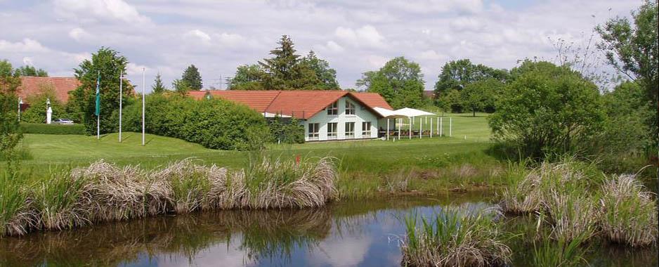 Il nuovo Ristorante di Giorgio: Restaurant am Golfclub Lechfeld (Augsburg)