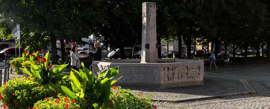 Perlach: Pfanzeltplatz